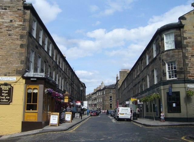 William Street, West End