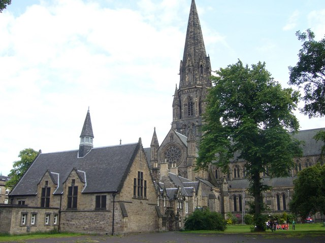 St Mary's Cathedral and Music School