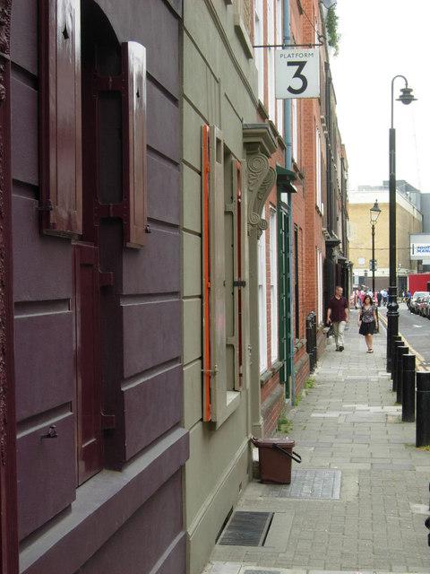 Wilkes Street, Spitalfields