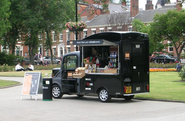 Mobile Refreshments - Park Square