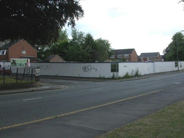 Coventry, development site