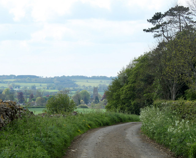 2010 : Chicks Lane looking west