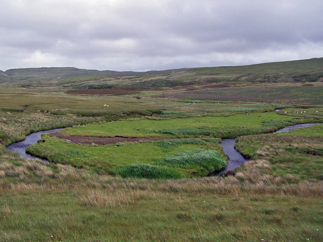 Meander in the River Ose