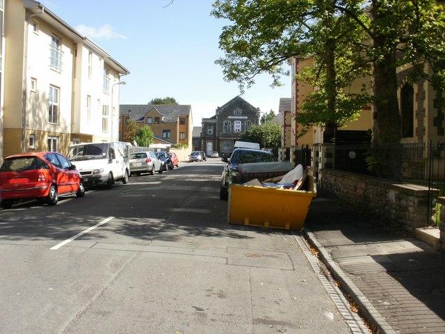 Oakfield Street, Cardiff