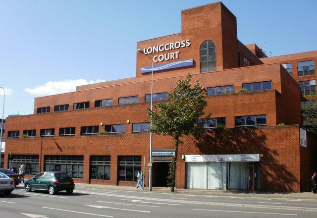 Longcross Court, Cardiff