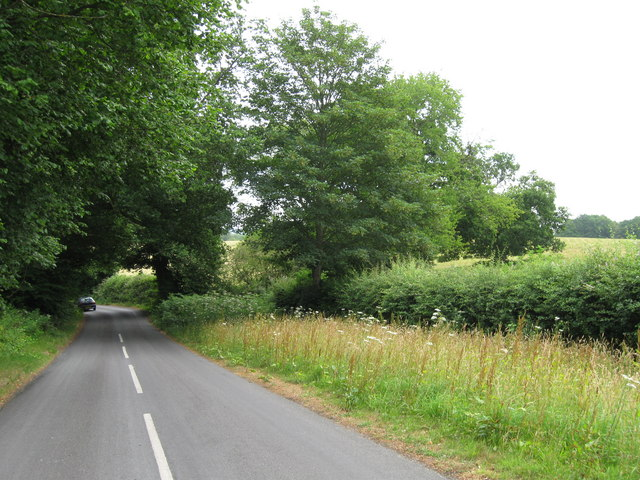 Misslebrook Lane, near Chilworth