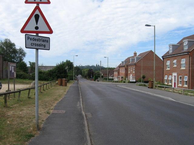 Rownhams Road, North Baddesley