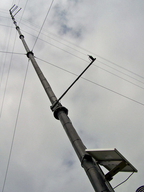 High tech wind vane (2)
