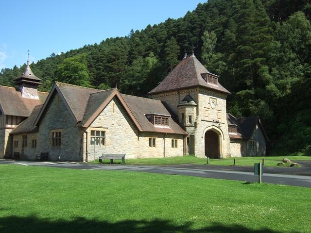 Cragside Visitor Centre (former stables)