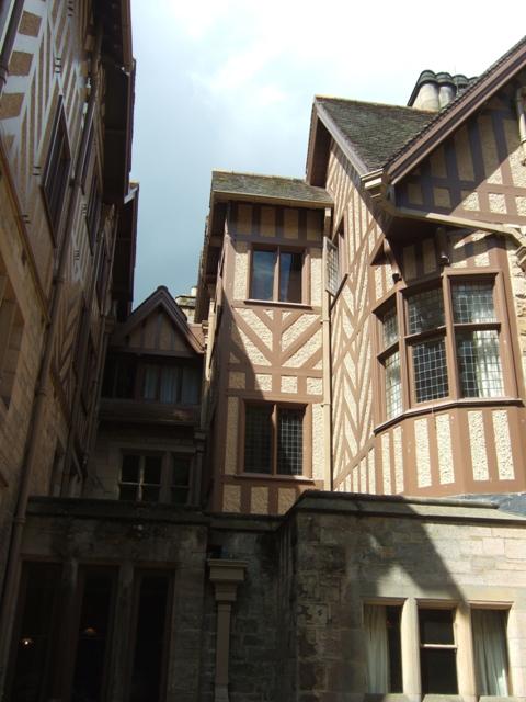 Cragside House.