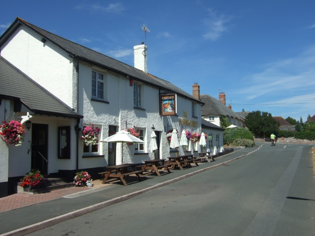 The Puffing Billy, Exton