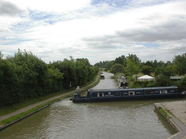 Cropredy, canal