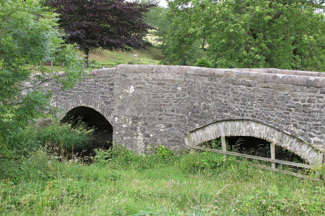 Conder Mill Bridge