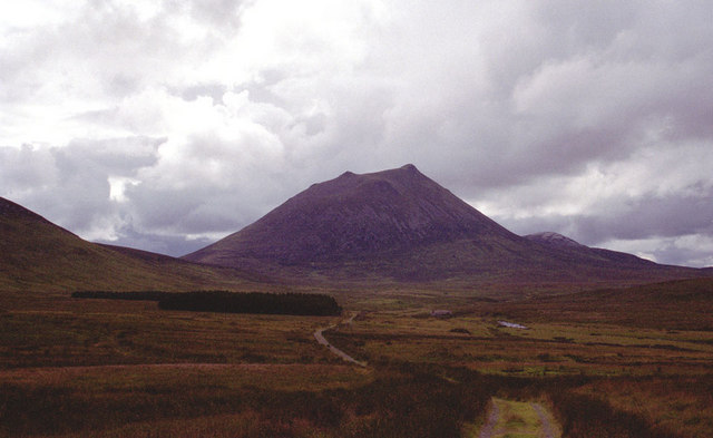 The way to Morven