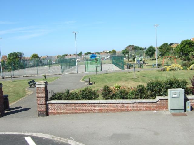Tennis court, Wyke Regis, Weymouth