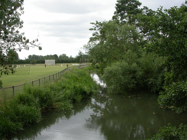 Cropredy, River Cherwell
