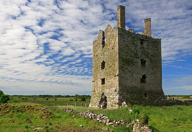 Castles of Connacht: Kinlough, Mayo