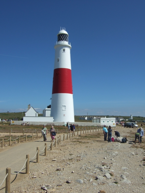 Portland Bill, lighthouse