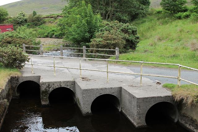 Bridge at Well Brook
