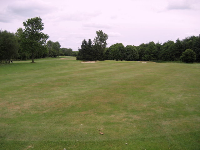 A Corner of Stressholme Golf Course