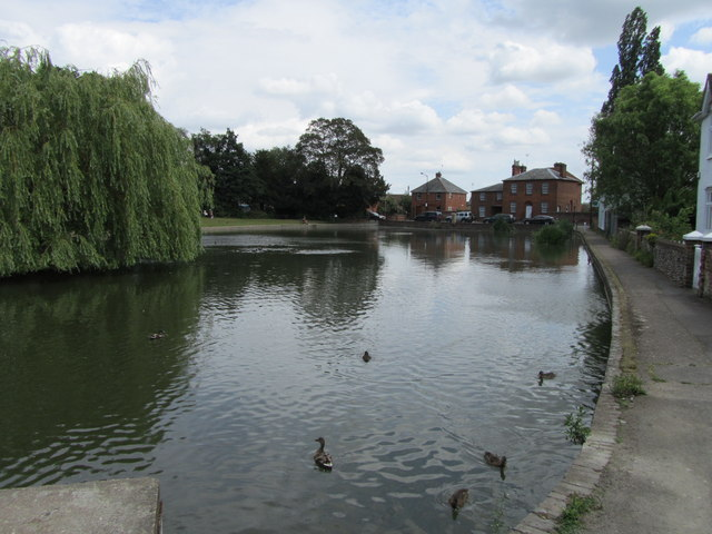 Doctor's Pond, Gt Dunmow, Essex