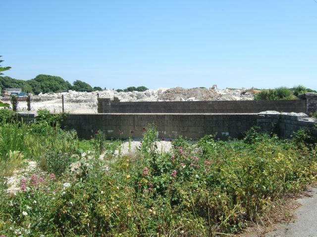 Former railway bridge, Weston