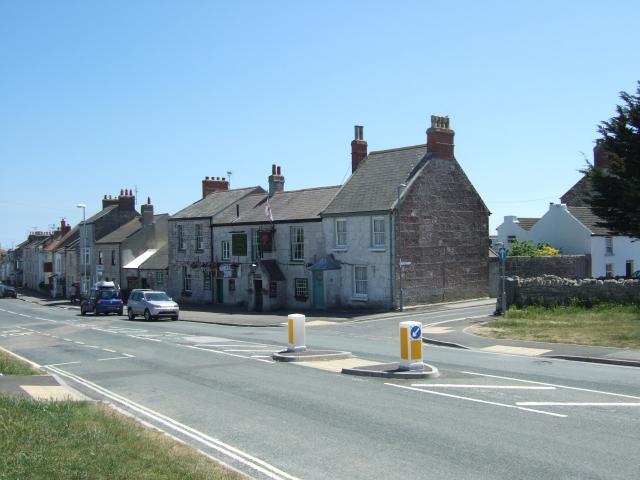 The George Inn, Weston