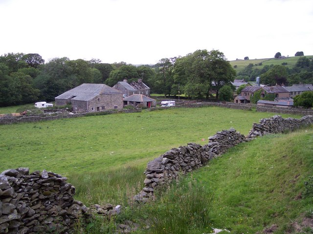 Town Head at Longdale from Cowbound Lane