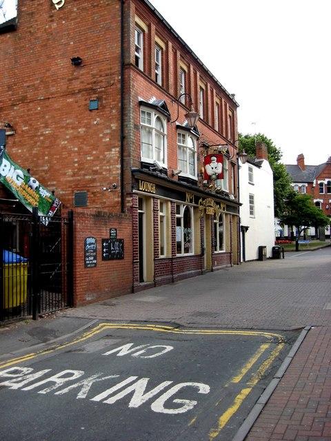 Sportsmans Arms (2), Peakman Street