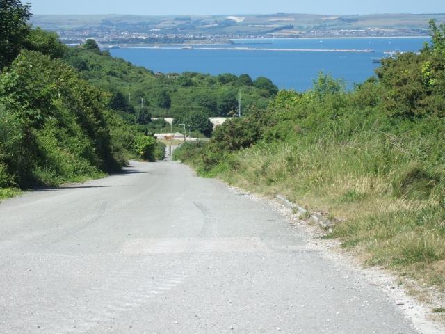 Incline Road, Grove