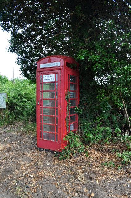 Telephone Box - Merton