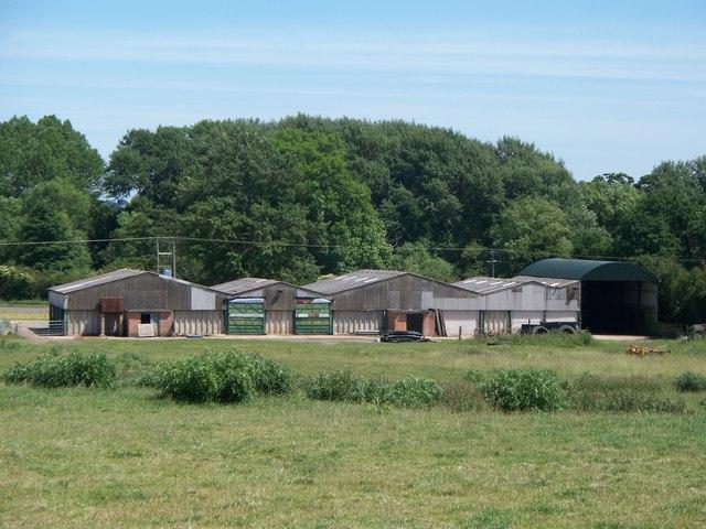 Manor Farm barns
