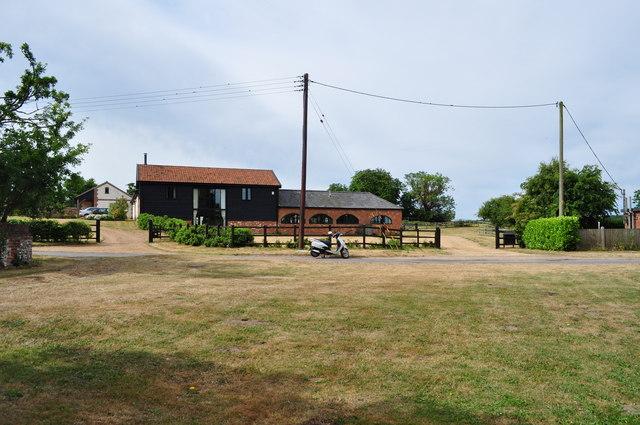 Housing at Little Cressingham