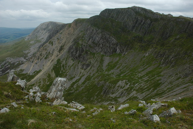 View to Cadair Idris