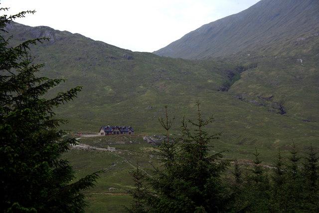 Glendessary Lodge