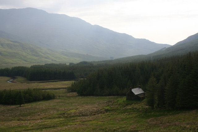 A'Chuil in Glen Dessary