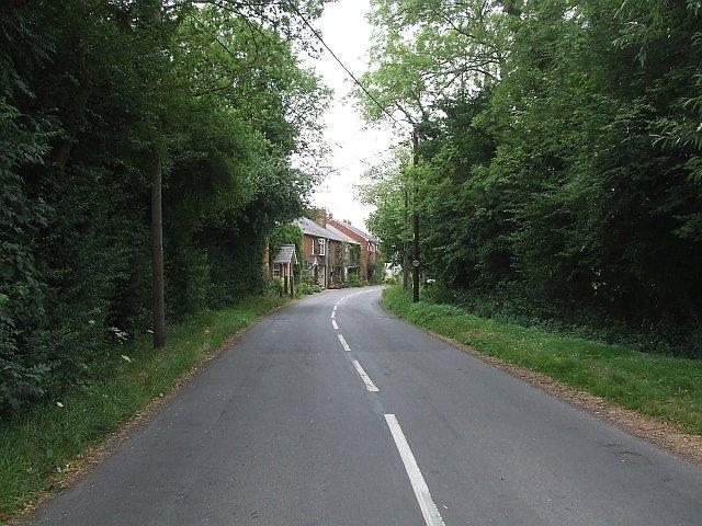 Luke's Lane Gubblecote