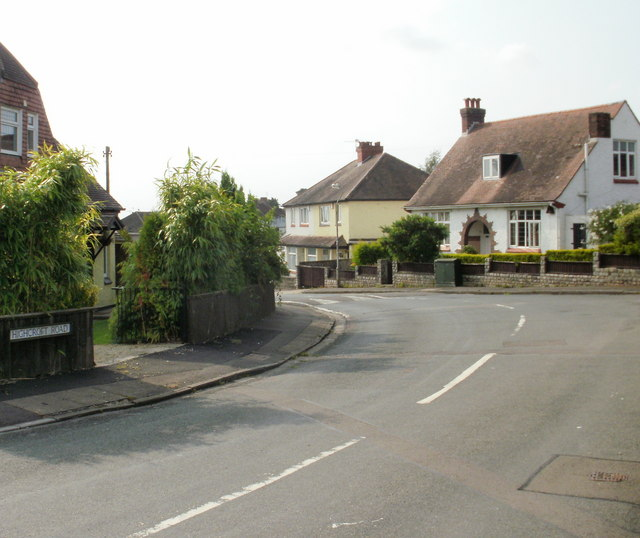 Highcroft Road, Newport
