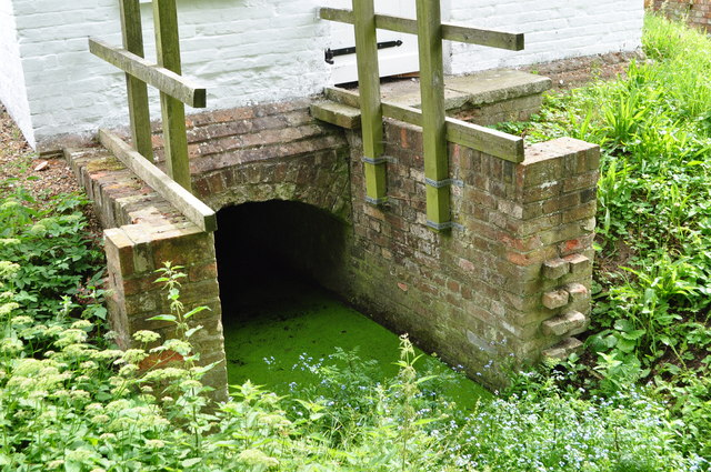Little Cressingham Watermill