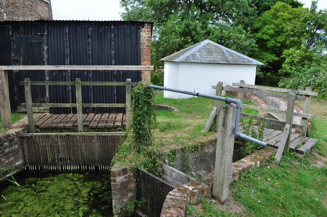 Channels to the Waterwheels
