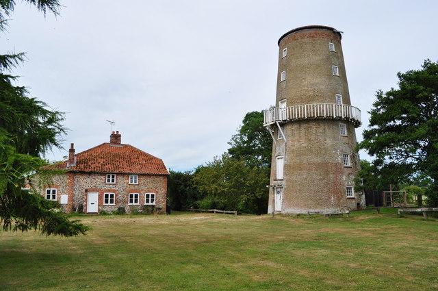Little Cressingham Wind/Watermill
