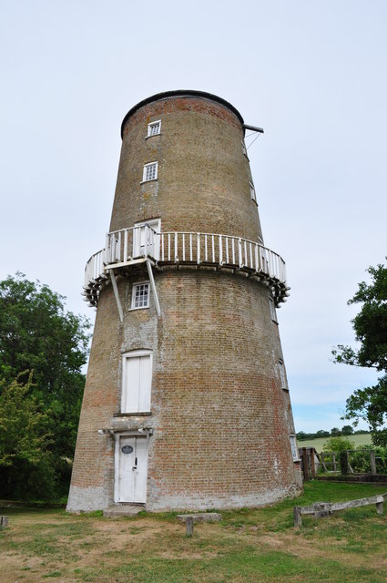 Little Cressingham Wind/Water Mill