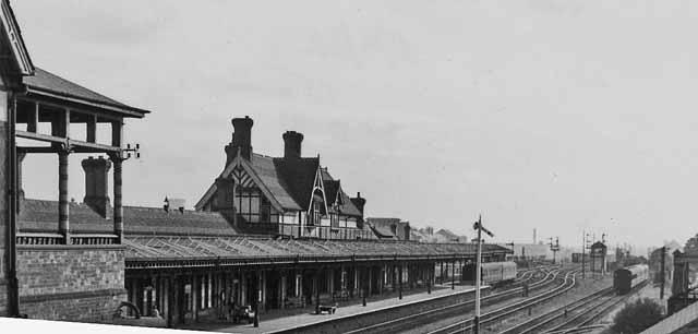Burton-on-Trent Station