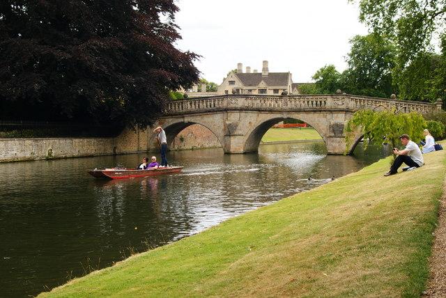 Clare Bridge, Cambridge