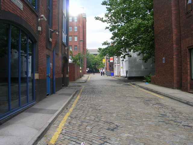 Somers Street - St Paul's Street