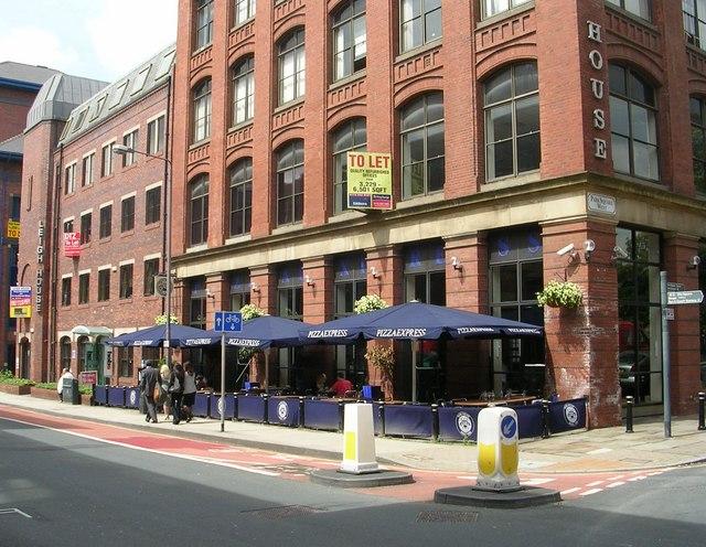 Pizza Express - St Paul's Street