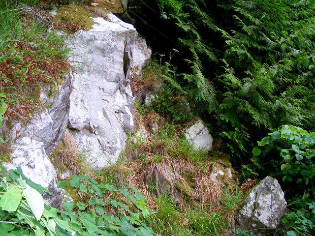 Rocks At Kilravock Castle