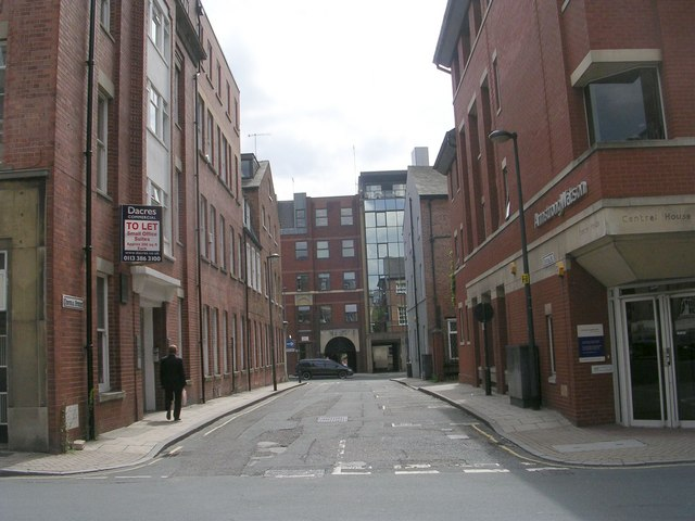 Central Street - St Paul's Street