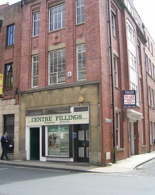 Centre Fillings - St Paul's Street