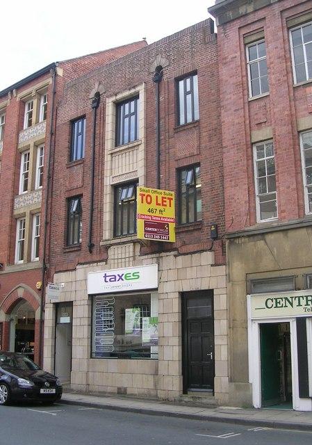 Taxes Shop - St Paul's Street